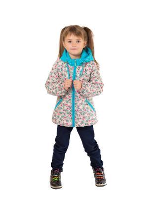 Куртка SAIMA. Цвет: бежевый