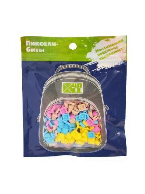 Бит для панели рюкзака KIDS, 200 шт., 4All. Цвет: бежевый, светло-желтый, розовый
