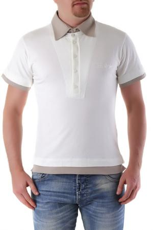 T-Shirt HUSKY. Цвет: white