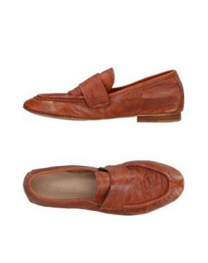 Мокасины KUDETÀ. Цвет: коричневый