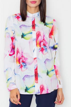 Блуза Figl. Цвет: muiticolor