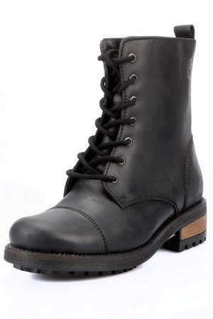 Boots PEPERONI. Цвет: black