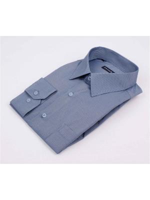 Рубашка Favourite. Цвет: бирюзовый