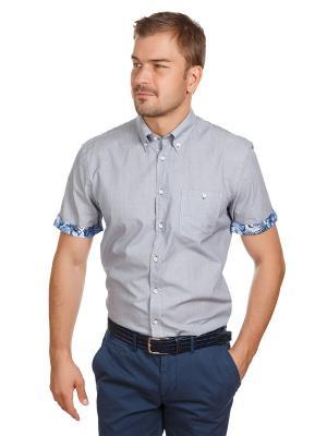 Рубашка McNeal. Цвет: темно-синий