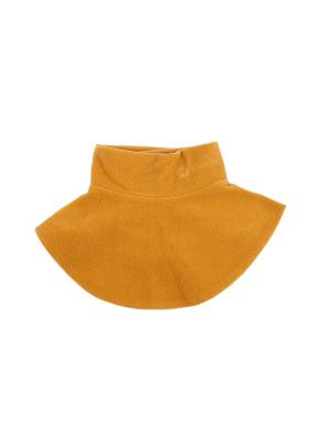 Манишка Button Blue. Цвет: горчичный, желтый
