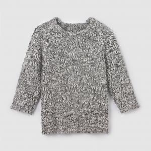 Пуловер HYPE KNIT CHEAP MONDAY. Цвет: белый/ черный,желтый/ черный