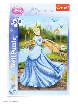 Пазл Волшебное платье Trefl. Цвет: голубой