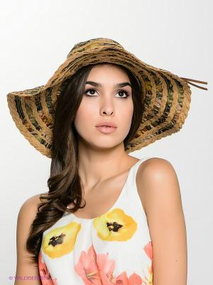 Шляпа FOMAS. Цвет: бежевый