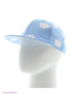 Кепка Облака (голубая) Kawaii Factory. Цвет: голубой, белый
