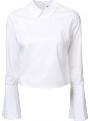 Рубашка  Heartbreaker Misha Nonoo. Цвет: белый
