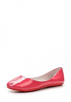 Балетки Dino Ricci Trend. Цвет: розовый