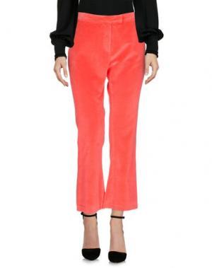 Повседневные брюки COLLECTION PRIVĒE?. Цвет: красный