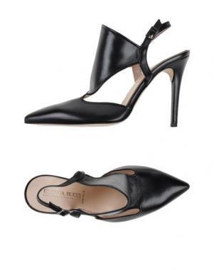 Туфли ELIANA BUCCI. Цвет: черный