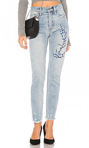 Прямые джинсы PRPS Goods & Co. Цвет: none