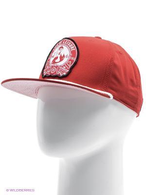 Бейсболка Goorin Brothers. Цвет: красный