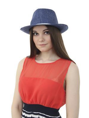 Шляпа Olere. Цвет: синий