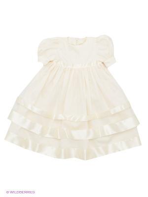 Платье Ангел мой. Цвет: кремовый