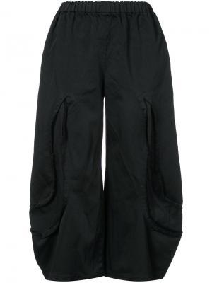 Balloon trousers Comme Des Garçons. Цвет: чёрный