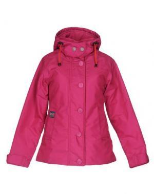 Куртка HENRI LLOYD. Цвет: фуксия