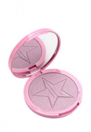 Хайлайтер Jeffree Star Cosmetics. Цвет: розовый