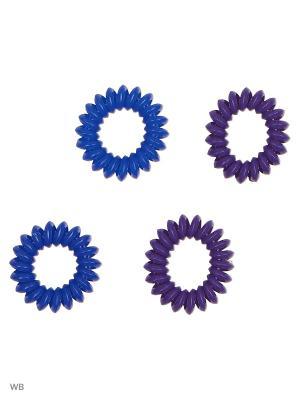 Резинки Bizon. Цвет: синий