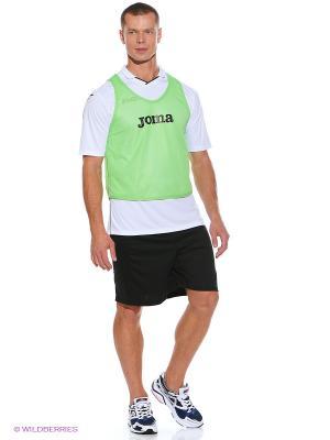 Накидка Тренировочная Team Joma. Цвет: зеленый