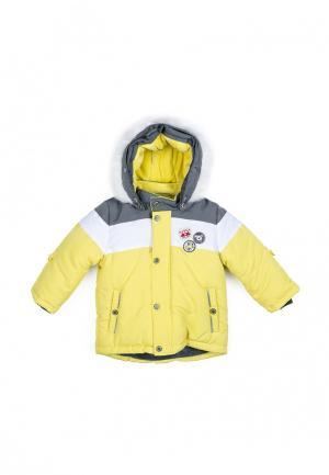 Куртка утепленная PlayToday. Цвет: разноцветный