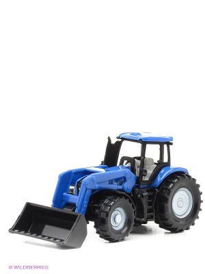 Трактор Нью Холланд SIKU. Цвет: синий