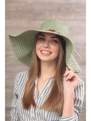 Шляпа Krife. Цвет: зеленый