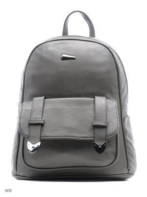 Рюкзак Punta. Цвет: серый