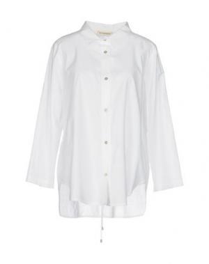 Pубашка LA FABRIQUE. Цвет: белый