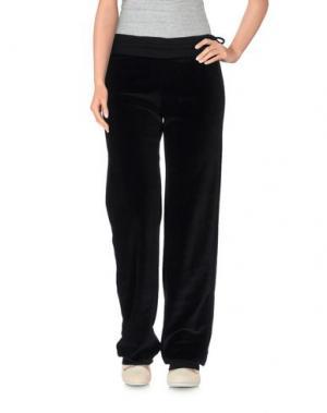 Повседневные брюки VILEBREQUIN. Цвет: черный