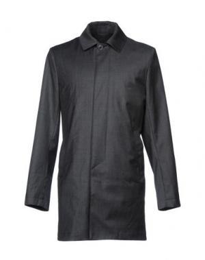 Легкое пальто J. LINDEBERG. Цвет: стальной серый