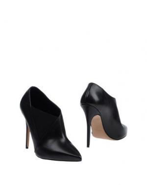 Ботинки LES TROIS GARÇONS. Цвет: черный
