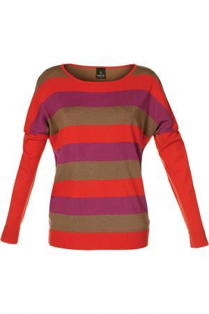 Пуловер Madeleine. Цвет: мультицвет