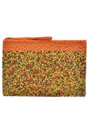 Kошелек BORRO. Цвет: оранжевый