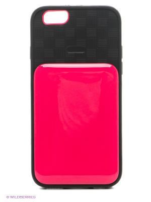 Чехол для iphone 6 WB. Цвет: розовый, черный