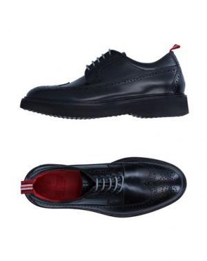 Обувь на шнурках GREEN GEORGE. Цвет: черный