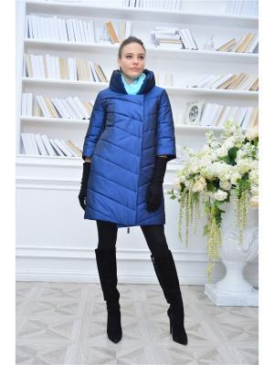Пальто Katerina Bleska&Tamara Savin. Цвет: синий