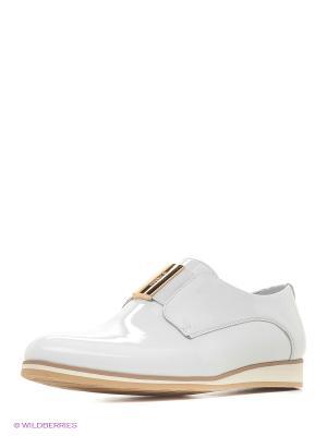 Ботинки Goergo. Цвет: белый