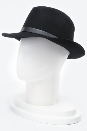 Шляпа Forte. Цвет: черный