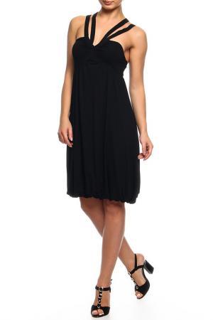Платье Parah. Цвет: черный