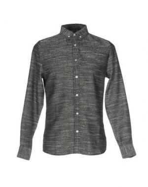Pубашка RVLT/REVOLUTION. Цвет: черный