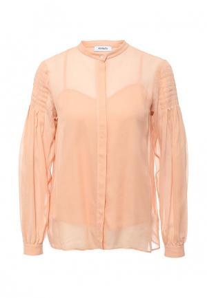 Блуза Max&Co. Цвет: оранжевый
