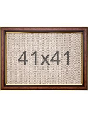 Рамка багетная р.41/41 Матренин Посад. Цвет: коричневый