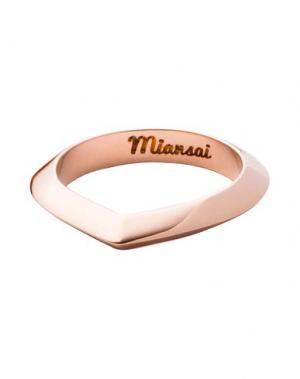 Кольцо MIANSAI. Цвет: медный