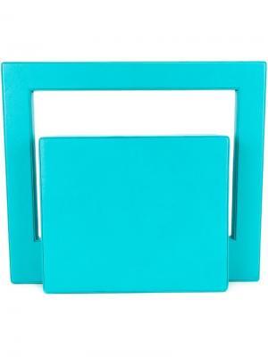 Клатч Bauhaus Lamat. Цвет: зелёный