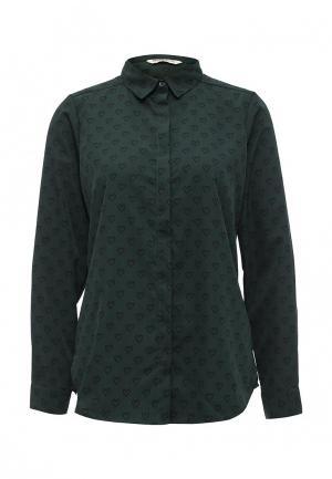 Рубашка Brave Soul. Цвет: зеленый