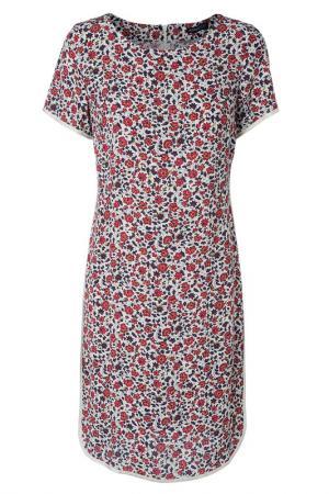 Платье Apart. Цвет: многоцветный