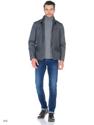 Куртка ABSOLUTEX. Цвет: синий